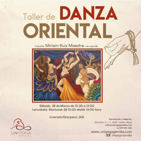 Danza del vinentre